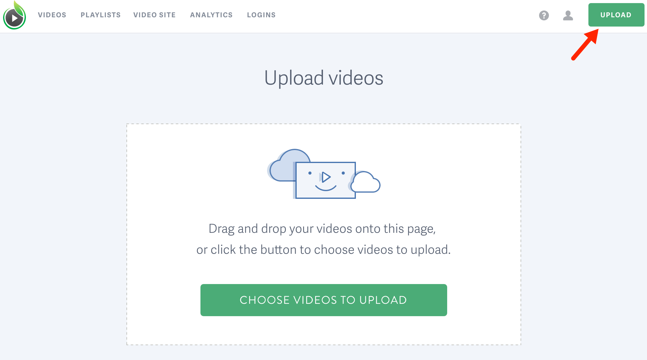 How to Upload a Video to SproutVideo's Video Hosting Platform